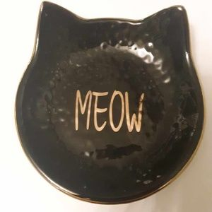 "LitJoy Crate Exclusive ""Meow"" Jewelry Dish"